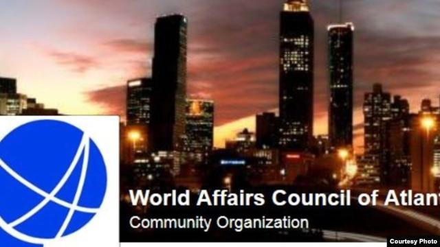Consejo de Asuntos Internacionales Atlanta.