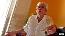 Cineasta Humberto Solás, fundador del Festival de Cine Pobre de Gibara.