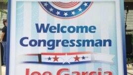 Juramentación de Joe García congresista demócrata Florida/Jorge Ríopedre