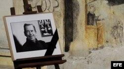 Reconocimiento póstumo a Vlaclav Havel en Miami