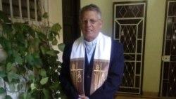 Pastor Manuel Morejón Soler, presidente de la Alianzxa Cristiana de Cuba (ACC).