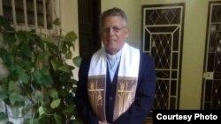 Pastor Manuel Morejón Soler, presidente de la Alianza Cristiana de Cuba (ACC).