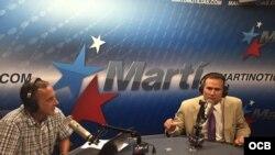 Entrevistas con Yosmani Mayeta, Victor Manuel Dueñas ambos en Cuba y Jose Daniel Ferrer.
