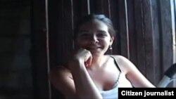 Una de las personas que aparece en el vídeo pidiendo tres deseos.