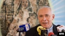 Monseñor Diego Padrón. Foto de archivo.