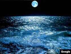 El satélite natural de la Tierra se convierte en superluna.