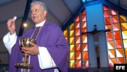 """El cardenal Jorge Urosa subrayó que """"no puede haber un Cristo nuevo y diferente a Jesús de Nazaret""""."""