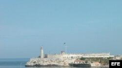 Castillo de los Tres Reyes Magos de El Morro, conocido en el mundo como uno de los símbolos emblemáticos de La Habana.