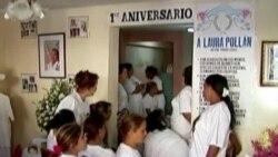 Decenas de Damas de Blanco detenidas y golpeadas