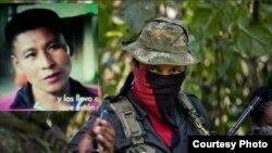 ELN asesina a dirigente indígena