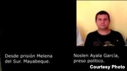 Noslén Ayala, sancionado en prisión luego de 11 meses de espera