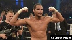 El boxeador cubano, Yoan Pablo Hernández