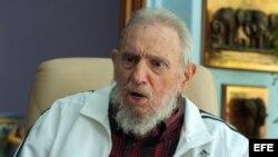 Fidel Castro Castro.
