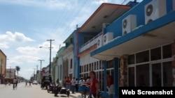 Ciudad de Cárdenas, provincia de Matanzas.