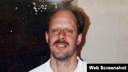 El asesino de la masacre en Las Vegas, Stephen Paddock.