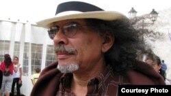 Juan González Febles, director del semanario Primavera Digital (PD). Foto cortesía de PD.