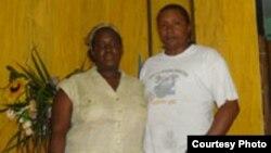 Damas de Blanco exigen libertad de matrimonio encarcelado