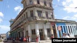 GUanabacoa Edificios en mal estado /foto/ Maritza Concepción Sarmientos