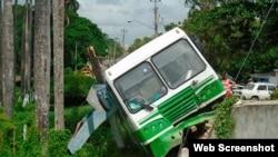 Del total de los lesionados en el accidente, 16 son mujeres y tres son menores de edad.