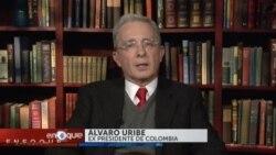 Entrevista Exclusiva con Alvaro Uribe