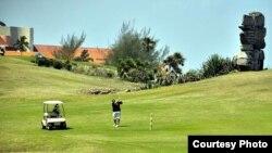 Copa Montecristo de Golf en Varadero.