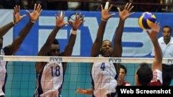 Los voleibolistas cubanos que enfrentan cargos por la violación de una finlandesa no asistirán a las olimpíadas de Río.