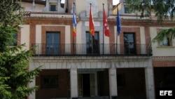 Ayuntamiento de Las Rozas, Madrid.