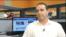 Doctor Eduardo Cardet, coordinador del MCL, en la redacción de martinoticias.com.