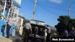 Contacto Cuba - Actos represivos contra opositores cubanos