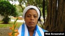 Notifican multa a ex presa política Jackeline Heredia Morales