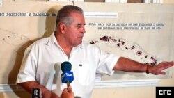 Elizardo Sánchez, portavoz de la Comisión de DD.HH. y Reconciliación Nacional