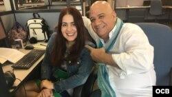 1800 Online con el estudiante cubano Jasiel Morales Fernández, joven de 21 años y fiel oyente del programa