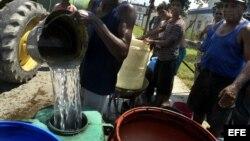 Brote diarréico en Cuba eleva sospechas de epidemia del Cólera