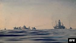 Marea negra: manchas de petróleo de la Plataforma Deepwater Horizon