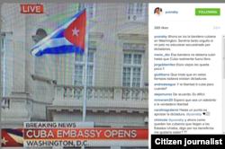 Reporta Cuba. Yusnaby Pérez en Instagram.