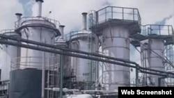 La refinería Sergio Soto de Cabaiguán está contaminando a la población