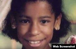 Jessi tenía siete años cuando fue puesta en una balsa por error y traída a EEUU.