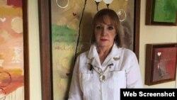 Marisela Godoy, magistrada del Tribunal Supemo de Justicia de Venezuela