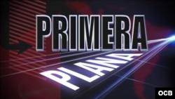 Primera Plana 18 Abril de 2014.