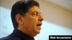 Gabriel Hayon, CEO de la Cámara de Comercio Israel-América Latina.