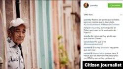 Cuba y su gente. Foto: Yusnaby Pérez, Instagram.
