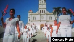 Dama de Blanco cumple quinto día en huelga de hambre