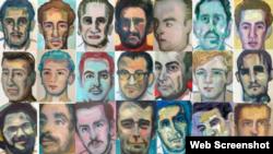 Fusilados, el regalo de un artista exiliado al Museo de los Castro que prepara Galicia