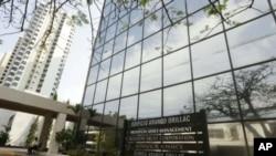 Mossack Fonseca Building VOA AP
