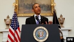 Declaraciones del Presidente Barack Obama sobre Irán