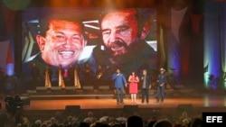 Músicos venezolanos dedican gala a Fidel Castro en Cuba por su 90 cumpleaños