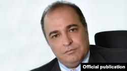 Leopoldo Cintra González, vicepresidente comercial de Habanos S.A.