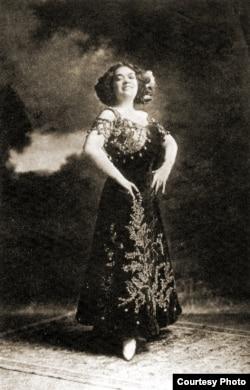 Rosalía Chalía Herrera.