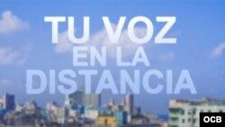 Tu voz en la distancia