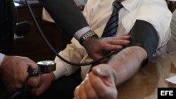 Hipertensión golpea a los cubanos